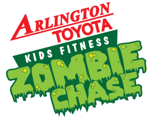 Arlington Toyota Kid's Fitness Zombie Chase