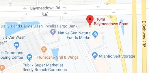 11048-7 Baymeadows Road Jacksonville FL 32256