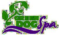 Green Dog Spa in Jacksonville, FL Logo